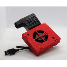 12ga Side Ejection USB Chamber Chiller Red Right Hand