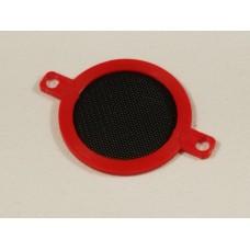 60mm Fan Filter Red