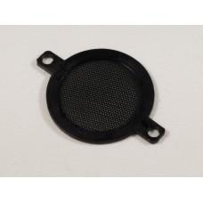 60mm Fan Filter Black