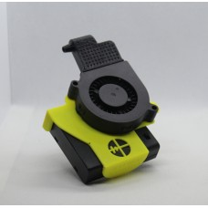 22 LR AA Chamber Chiller Yellow Right Hand