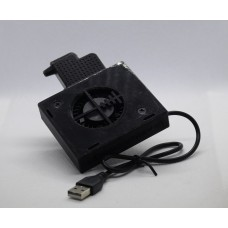 22 LR USB Chamber Chiller Black Right Hand