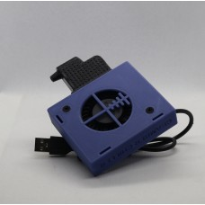 22 LR USB Chamber Chiller Cadet Blue Right Hand