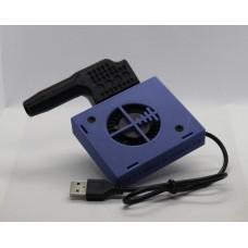 BA .338-.408 USB Chamber Chiller Cadet Blue Right Hand