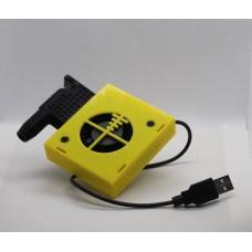 AR-15 .458 SOCOM USB Chamber Chiller Yellow Right Hand