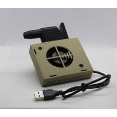 AR-15 .458 SOCOM USB Chamber Chiller FDE Right Hand