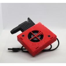 AR-15 .458 SOCOM USB Chamber Chiller Red Right Hand