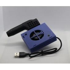 BA .50 BMG USB Chamber Chiller Cadet Blue Right Hand