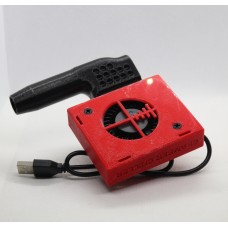 BA .50 BMG USB Chamber Chiller Red Right Hand