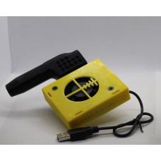 BA .50 BMG USB Chamber Chiller Yellow Right Hand