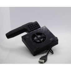 BA .50 BMG USB Chamber Chiller Black Right Hand