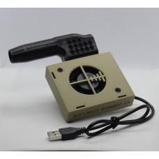 BA .50 BMG USB Chamber Chiller FDE Right Hand