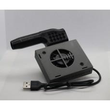 BA .50 BMG USB Chamber Chiller Green Right Hand