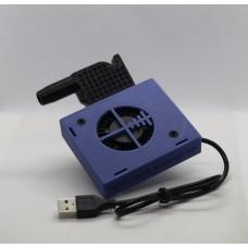 AR-10 .308 USB Chamber Chiller Cadet Blue Right Hand