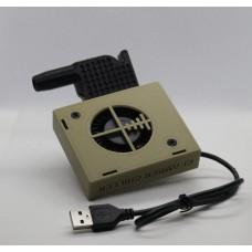 AR-10 .308 USB Chamber Chiller FDE Right Hand