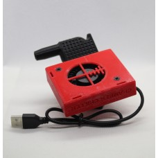 AR-10 .308 USB Chamber Chiller Red Right Hand