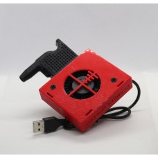 AR-15 .223 USB Chamber Chiller Red Right Hand