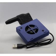 BA .308-.338 USB Chamber Chiller Cadet Blue Right Hand