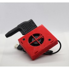 BA .308-.338 USB Chamber Chiller Red Right Hand