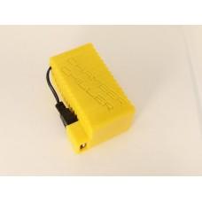 AA to USB Converter Yellow