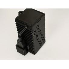 AA to USB Converter Black